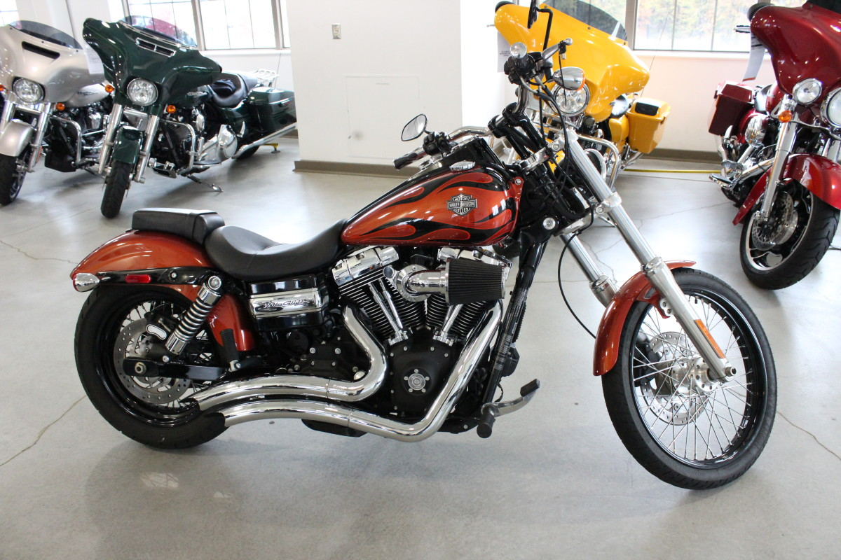 2011 Harley Davidson Dyna Wide Glide Fxdwg Used Motorcycle For Sale Sunbury Oh Farrow North Harley Davidson