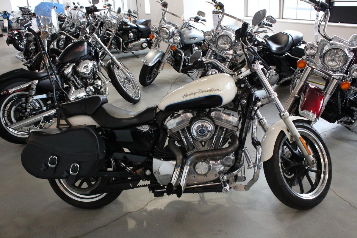 2013 Harley Davidson Sportster Superlow Xl 883l Used Motorcycle For Sale Sunbury Oh Farrow North Harley Davidson