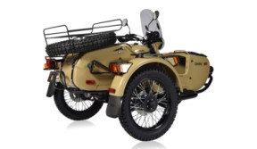 URAL GEAR UP SAHARA thumb 2
