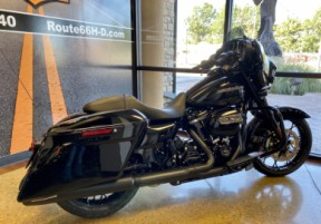 Black 2020 Harley-Davidson® Street Glide® Special FLHXS thumb 0