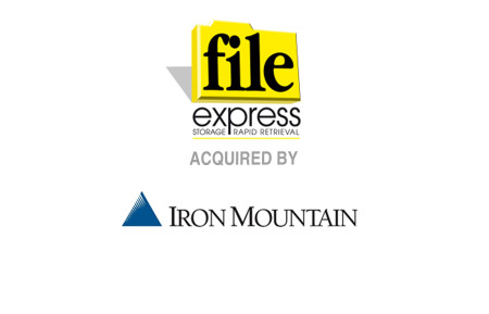 File Express acquired by Iron Mountain
