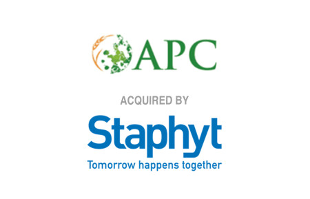 Agchem Project Consulting Limited (APC) acquired by Staphyt