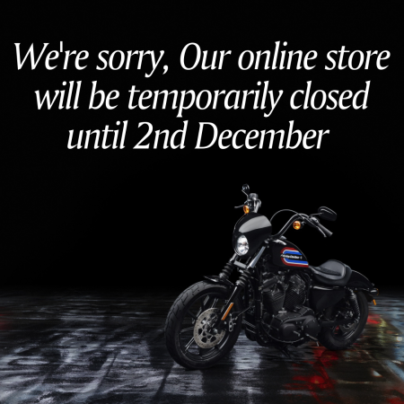Online Store is Temporarily Closed
