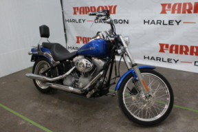2007 Harley-Davidson Softail Standard FXST thumb 2