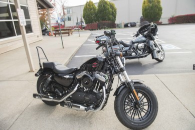 2019 Harley-Davidson® Forty-Eight® - XL1200X