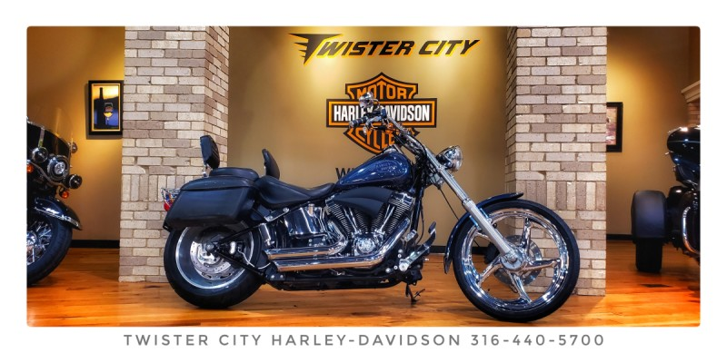 2008 Harley-Davidson® Softail® Custom : FXSTC for sale near Wichita, KS