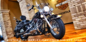 2013 Harley-Davidson® Heritage Softail® Classic : FLSTC103 for sale near Wichita, KS thumb 1