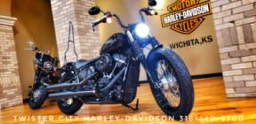 2020 Harley-Davidson® Street Bob® : FXBB for sale near Wichita, KS thumb 1