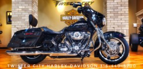 2013 Harley-Davidson® Street Glide® : FLHX for sale near Wichita, KS thumb 2