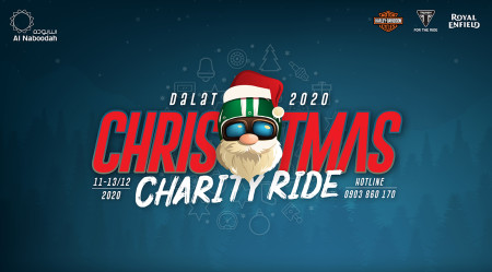 Christmas Charity Ride 2020