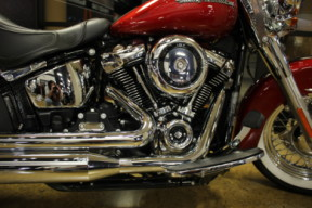 Wicked Red/Twisted Cherry 2019 Harley-Davidson® Deluxe FLDE thumb 1