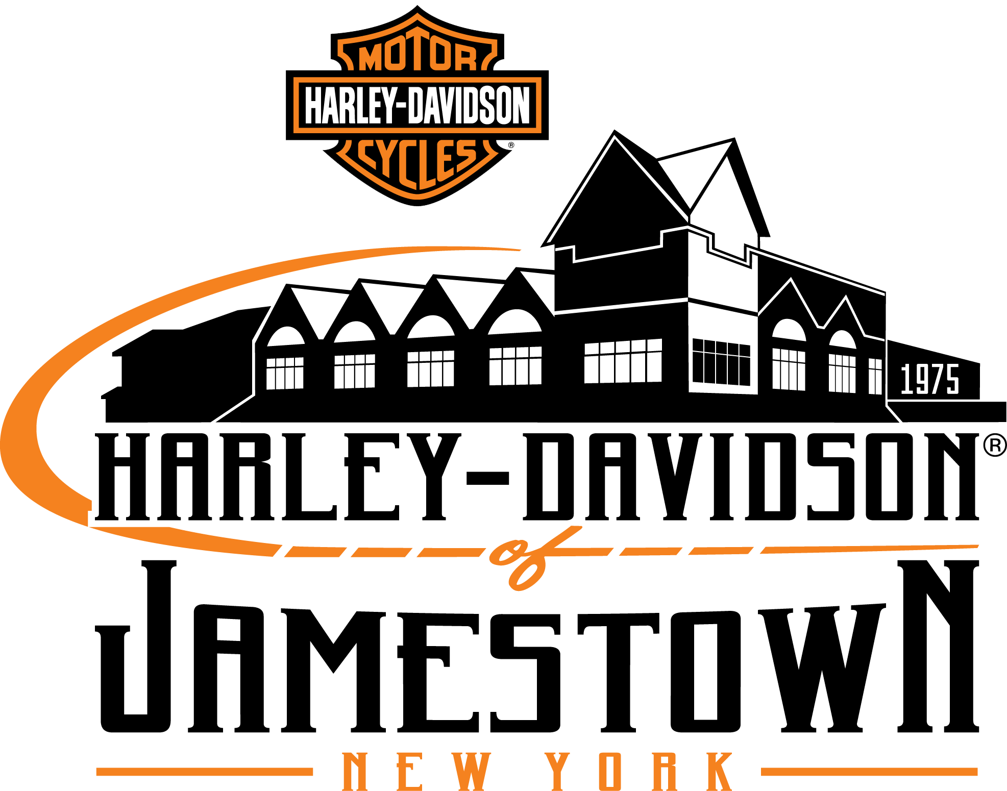 Harley-Davidson® of Jamestown logo