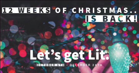 12 Weeks of Christmas - Week 9