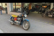 TRIUMPB BONNEVILLE T100 SERIE LIMITEE PAUL SMITH