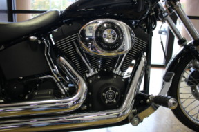 Black 2002 Harley-Davidson® Night Train® FXSTB thumb 2