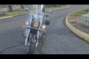 2008 Suzuki Boulevard C109RT in Black & Gray