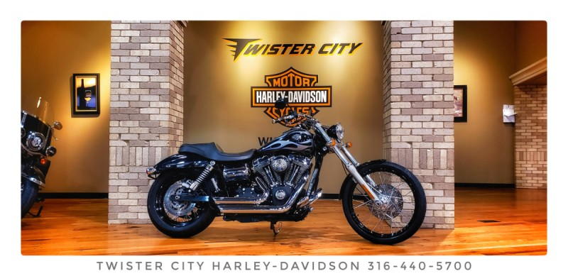 2013 Harley-Davidson® Wide Glide® : FXDWG103 for sale near Wichita, KS