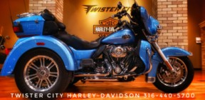 2011 Harley-Davidson® Tri Glide™ Ultra Classic® : FLHTCUTG for sale near Wichita, KS thumb 2