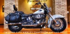 2010 Harley-Davidson® Heritage Softail® Classic : FLSTC for sale near Wichita, KS thumb 2