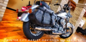 2010 Harley-Davidson® Heritage Softail® Classic : FLSTC for sale near Wichita, KS thumb 0