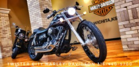 2013 Harley-Davidson® Wide Glide® : FXDWG103 for sale near Wichita, KS thumb 1