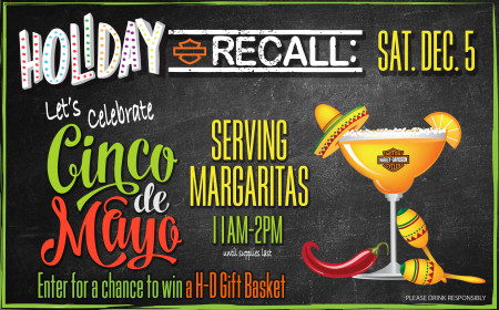 Holiday Recall #1-Cinco De Mayo