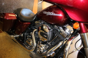 Mysterious Red Sunglo 2014 Harley-Davidson® Street Glide® Special FLHXS thumb 2
