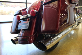 Mysterious Red Sunglo 2014 Harley-Davidson® Street Glide® Special FLHXS thumb 0