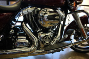 Mysterious Red Sunglo 2014 Harley-Davidson® Street Glide® Special FLHXS thumb 1