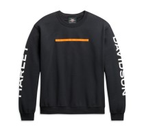 SWEATSHIRT-KNIT,BLACK