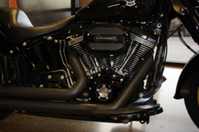 Black 2016 Harley-Davidson® Fat Boy® S FLSTFBS thumb 2