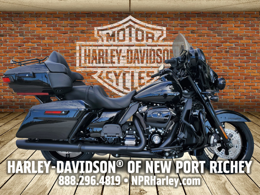 2020 Harley-Davidson<sup>®</sup> Ultra Limited