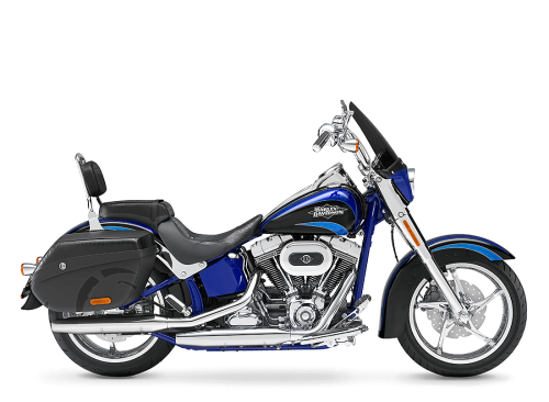 FLSTSE2 2011 CVO<sup>™</sup> Softail® Convertible