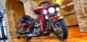 2009 Harley-Davidson® Electra Glide® Ultra Classic® : FLHTCU for sale near Wichita, KS thumb 1
