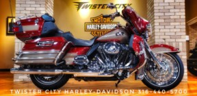 2009 Harley-Davidson® Electra Glide® Ultra Classic® : FLHTCU for sale near Wichita, KS thumb 2