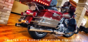 2009 Harley-Davidson® Electra Glide® Ultra Classic® : FLHTCU for sale near Wichita, KS thumb 0