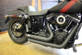 Black Denim 2014 Harley-Davidson® Fat Bob® FXDF103 thumb 1