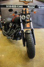 Black Denim 2014 Harley-Davidson® Fat Bob® FXDF103 thumb 0