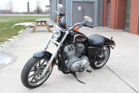 2017 Harley-Davidson SuperLow XL883L  thumb 0