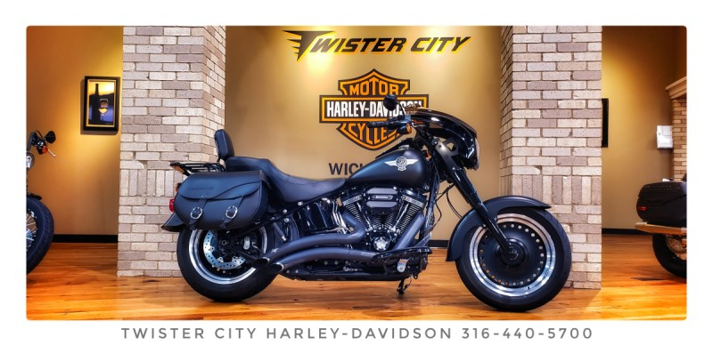 2016 Harley-Davidson® Fat Boy® Special : FLSTFBS for sale near Wichita, KS