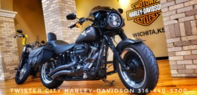 2016 Harley-Davidson® Fat Boy® Special : FLSTFBS for sale near Wichita, KS thumb 1