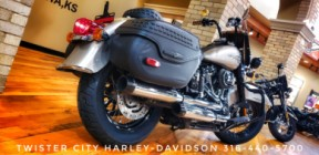 2018 Harley-Davidson® Heritage Classic 114 : FLHCS for sale near Wichita, KS thumb 0