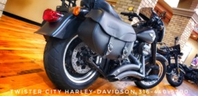2016 Harley-Davidson® Fat Boy® Special : FLSTFBS for sale near Wichita, KS thumb 0