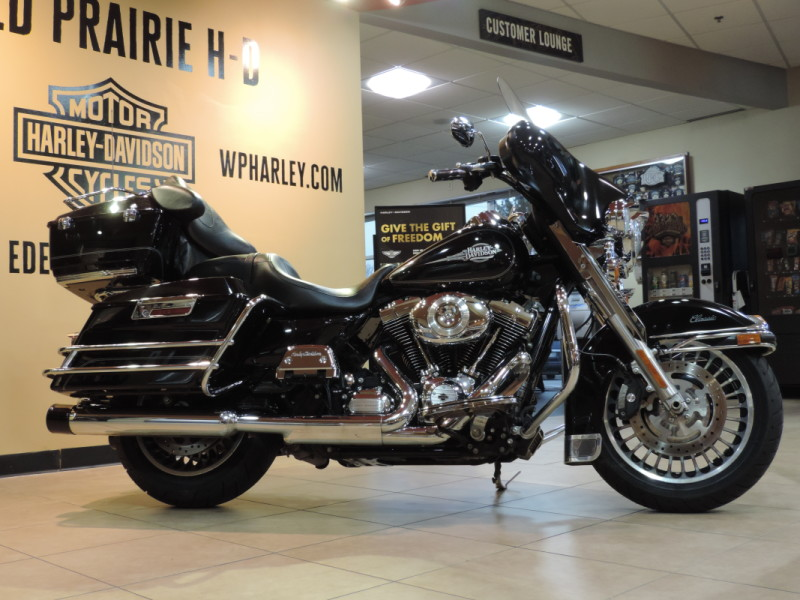 2012 Harley-Davidson® HD Touring FLHTC Electra Glide® Classic