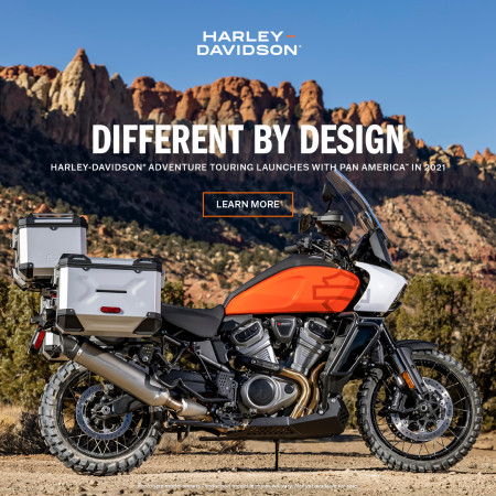 The Pan America: Harley-Davidson's First Modern Day Adventure Bike