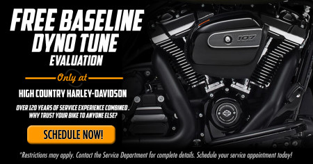 Free Baseline Dyno Tune Evaluation