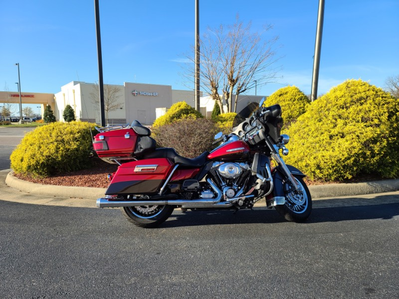 2014 Harley-Davidson® Electra Glide® Ultra Classic®