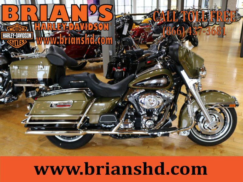 Used 2007 Harley-Davidson® Electra Glide Ultra Classic FLHTC