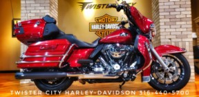 2012 Harley-Davidson® Ultra Classic™ Electra Glide® : FLHTCU103 for sale near Wichita, KS thumb 2
