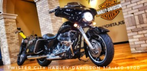 2010 Harley-Davidson® Street Glide® : FLHX for sale near Wichita, KS thumb 1